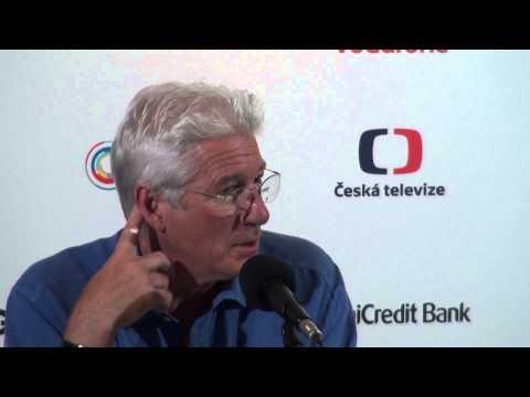 Press Conference - Richard Gere (4.7.2015)