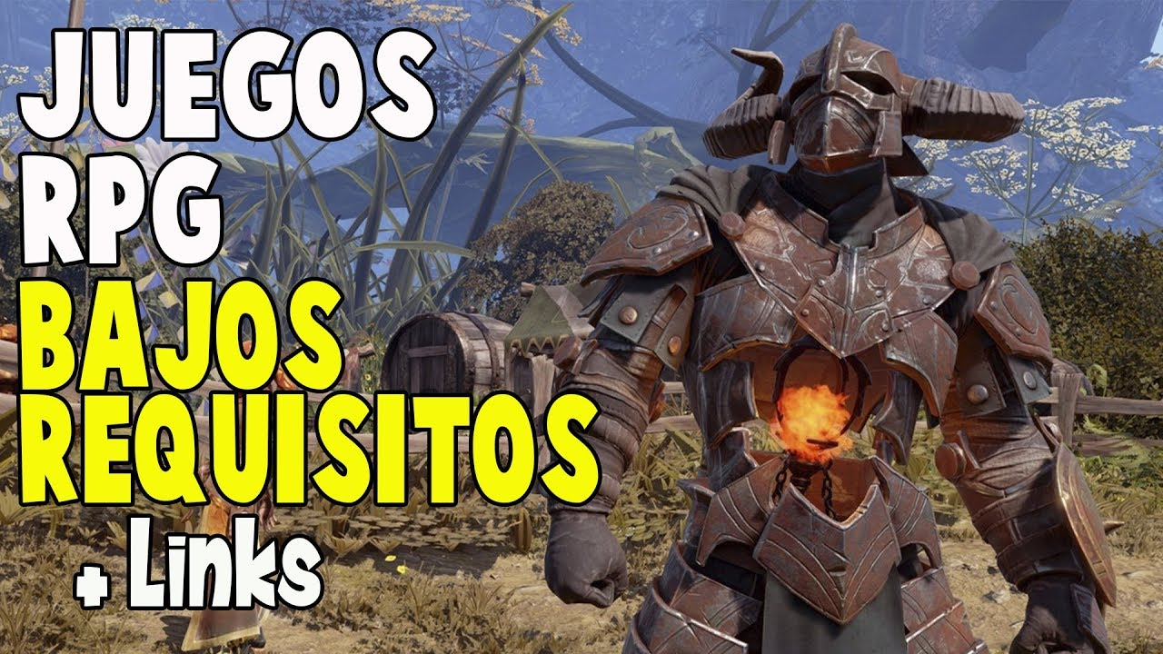 Top 6 Juegos Rpg De Pocos Requisitos Sin Internet Para Pc 2gb De