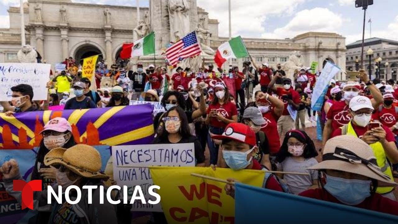 Download Estos son los desafíos que enfrenta una reforma migratoria   Noticias Telemundo