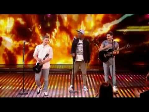 [FULL] The Loveable Rogues - Britains Got Talent 2012 - Semi Final 3