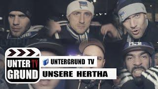 Unsere Hertha - Plaetter Pi, Meock, Burna, Deoz, Crz Krma, Harris -   Hd Version