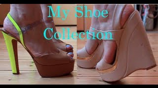My Updated Shoe Collection August 2013 | Alicechidgey