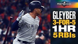 Yankees' Gleyber Torres has HUGE night against Astros in ALCS Game 1
