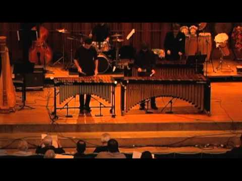 Wesleyan Jazz Orchestra and Percussion Ensemble, Pt.1