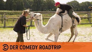 Der Comedy Roadtrip – Nürburgring und Kamele