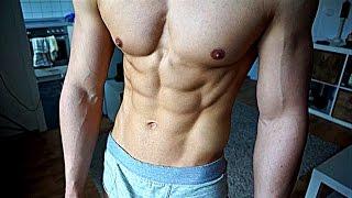 Fazit nach einer Woche Low-Carb Diät (mit Vorher- Nachher Posing)