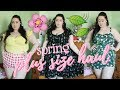 Spring Plus Size Haul | Collectif Clothing