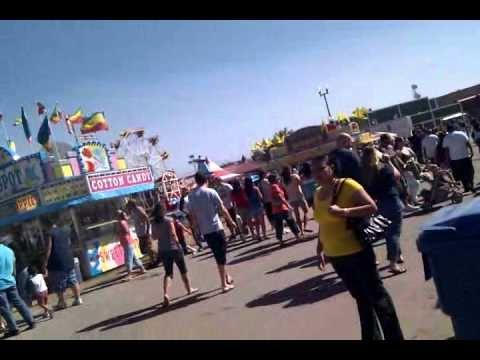 Drifting likes crazy.. Utah State Fair, Salt Lake City, US