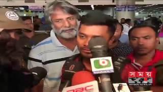 ব্যাটিংয়ের পাশাপাশি বোলিংয়েও ভালো করতে চান সাব্বির | Sabbir Rahman | Somoy TV