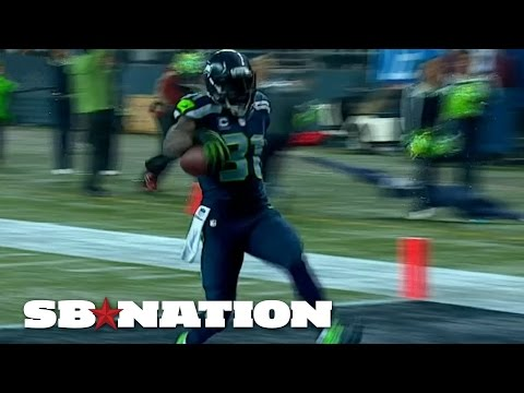 Kam Chancellor is a bad man