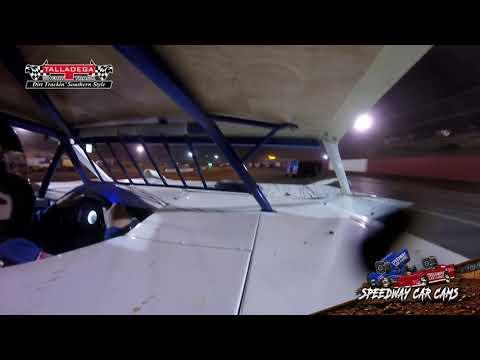 #GB9 Brian Womock - Sportsman - 4-26-19 Talladega Short Track - In Car Camera