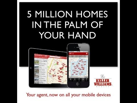 The Keller Williams Realty Real Estate Search Mobile App