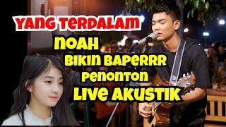 Download lagu YANG TERDALAM - PETERPAN LIVE AKUSTIK COVER BY TRI SUAKA - PENDOPO LAWAS