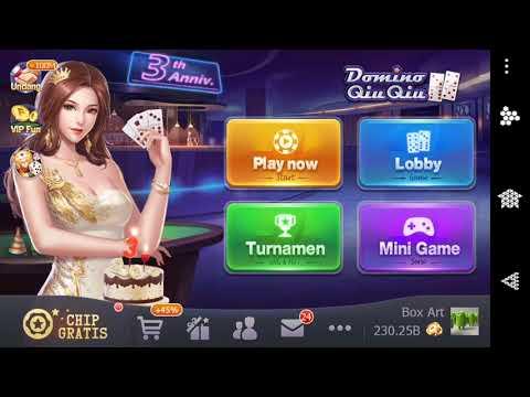 Domino Qiu Qiu  @Win 2,5 T Dalam Waktu Seminggu 😱 😱 😱 (Tips \u0026 Trik)