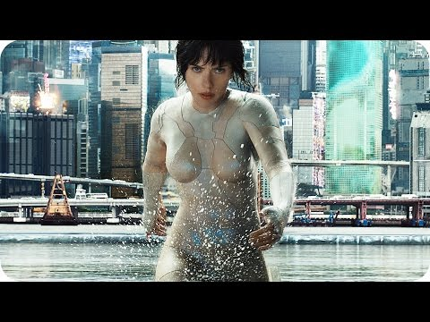 GHOST IN THE SHELL Trailer 3 (2017) Scarlett Johansson Movie