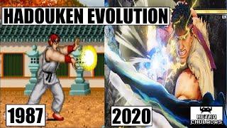 Esta es la evolución que ha tenido el famoso golpe de Ryu llamado Hadouken en el Street Fighter a lo largo de sus años de historia. Un movimiento muy ...
