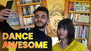 Samsung Galaxy Awesome Dance Challenge + Giveaway