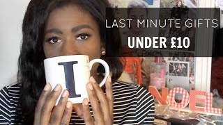 Last Minute Gift Guide- ALL UNDER £10/ $10 !! Thumbnail