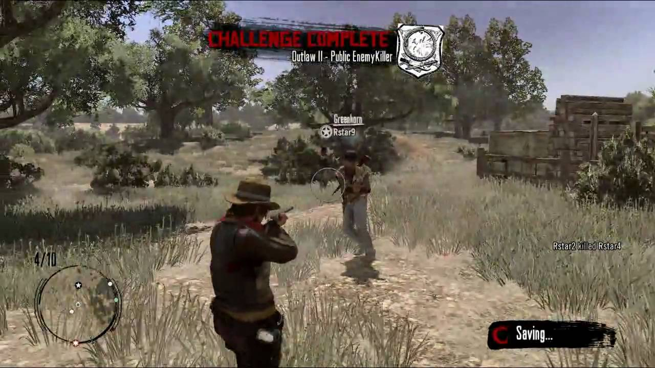 Red Dead Redemption Gameplay Series: Multiplayer Free Roam