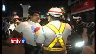 Hyderabad Police focuses on celebrities for drunk and drive - HMTV Special focus