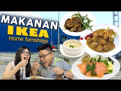Coba Makanan IKEA !!!
