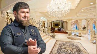 Как живет Рамзан Кадыров и сколько зарабатывает глава Чечни Нам и не снилось