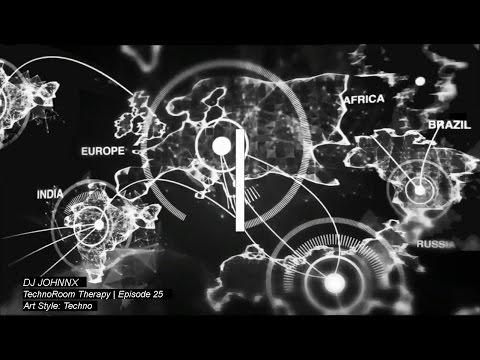 TechnoRoom Therapy | Episode 25: DJ Johnnx