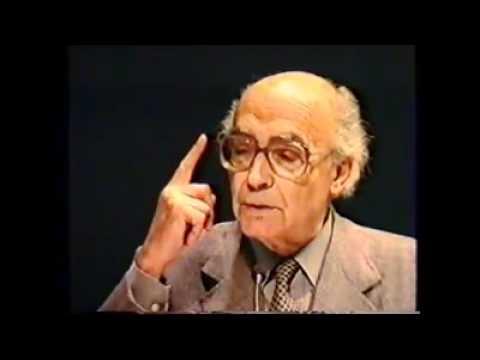 José Saramago-La alternativa al neoliberalismo se llama conciencia.flv