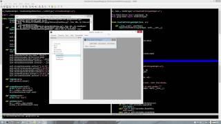 Python 3, Qt 5 w/ PyQt Programming: JGRPGTools 001