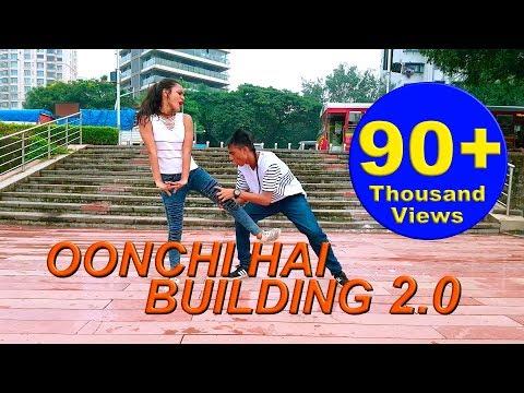 Oonchi Hai Building 2.0 Song   Judwaa 2   Varun   Jacqueline   Blue Apple Dance Academy