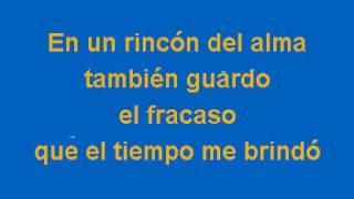 Manolo Muñoz En un rincon del alma Karaoke