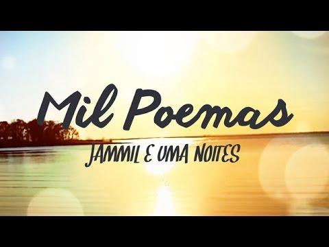 Jammil - Mil Poemas [Lyric Video]