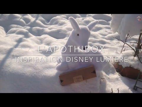 ♥♥♥ L'Apothibox inspiration Disney - lumiere ♥♥♥
