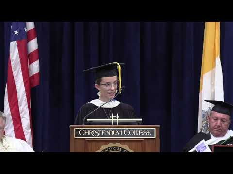 Valedictory Address |  Isabella Reilly | Commencement 2020