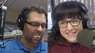 Crack the Cupboard Trivia: Andy and Tasha Eat Tofu