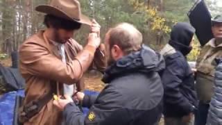 """Каскадеры Киев, Украина, XGST stunt team. Stuntmen of Ukraine, Kyiv.  Сериал """"Контакт""""."""