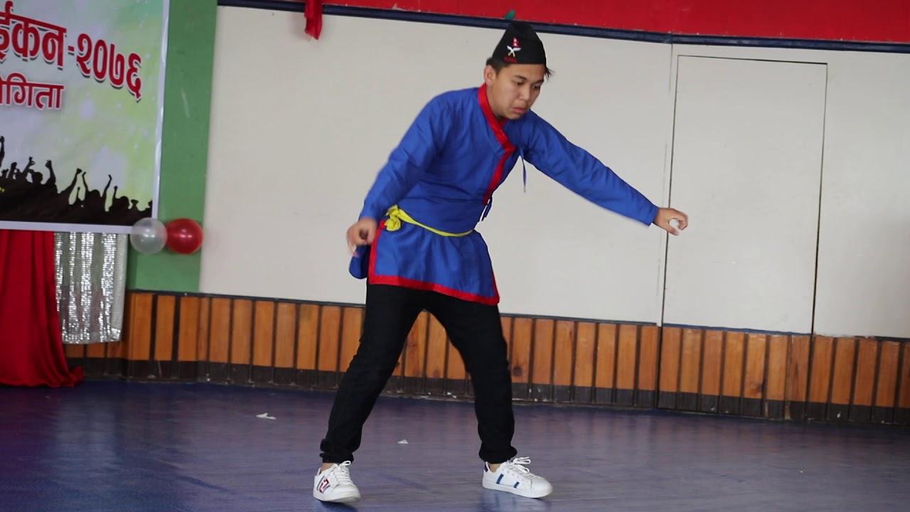Perini Dance performance by PLF kids||Venkateshwaraswami
