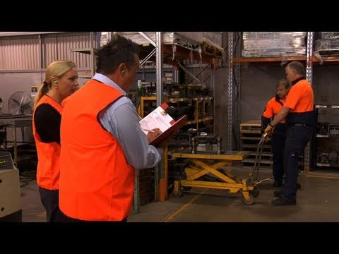 Ergonomics Safety Training Video - Workplace Wellbeing Safetycare Ergonomic Factors