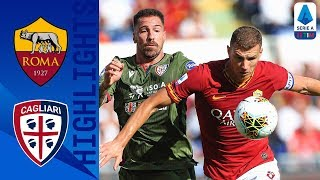 Roma 1-1 Cagliari | Roma Are Denied Late Winner | Serie A