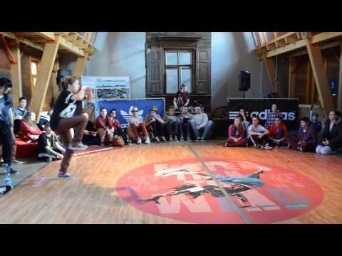 Ghetto Dance Battles / House preselection