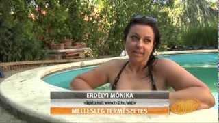 Jót tett a szülés Erdélyi Mónikának...- tv2.hu/aktiv