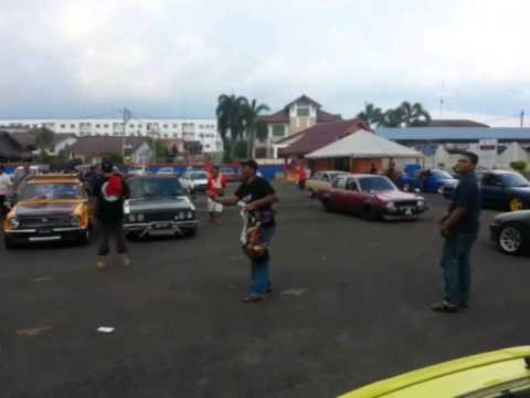 Labis Car Event @ Dataran Labis