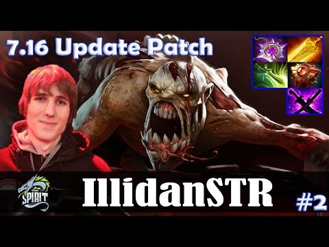 Illidan - Lifestealer Safelane | 7.16 Update Patch | Dota 2 Pro MMR Gameplay #2 thumbnail