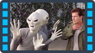 Разборка по-рэперски и мирные пришельцы — «Очень страшное кино 3» (2003) сцена 8/8 QFHD
