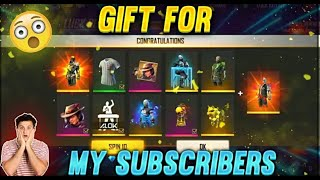 I Got All Rare Items from Store in My Subscriber Account and I Used 50000 Diamonds-Garena Free Fire