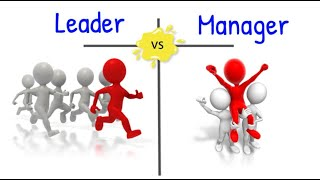 Gambar cover Leader vs. Manager   8 Differences Between Leader and Manager