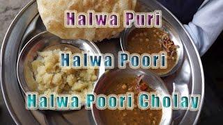 Halwa Puri Rasheed Sweets Gujar Khan