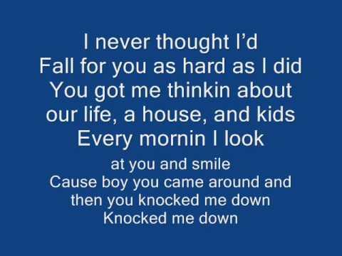 Keri H Knock You Down lyrics