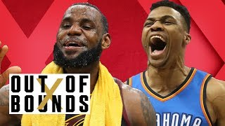 LeBron James and Russell Westbrook Take Over; Ball Bros Bounce From Lithuania   Out of Bounds