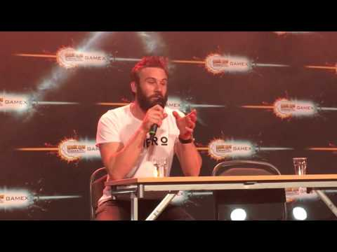 Vikings Clive Standen Panel at Comic Con Stockholm